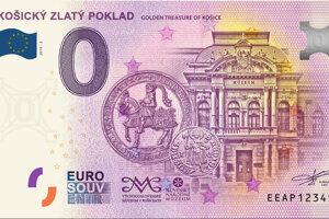 V sobotu 24. 8., v deň výročia objavenia pokladu, si záujemcovia môžu kúpiť  nulovú eurovku, na ktorej je vyobrazené múzeum.