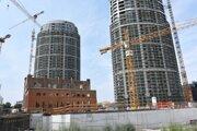 Výstavba projektu Sky Park.