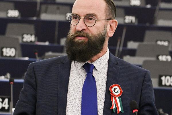 Poslanec Európskeho parlamentu József Szájer.