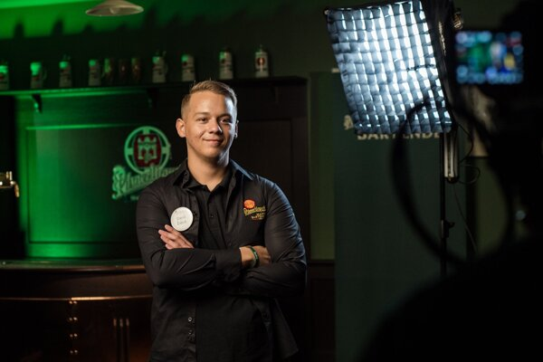 Master Bartender 2019 Denis Žáček