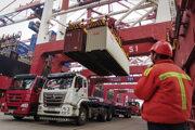 Firmy doplácajú na svoju výraznú orientáciu na export (ilustračné foto).