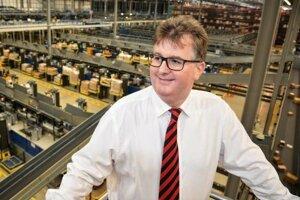 Terrence Murphy, riaditeľ distribučnej siete spoločnosti John Lewis, príde diskutovať na tému logistika počas medzinárodnej konferencie DOPRAVA 2019.