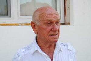 Marikin brat Dušan Gombita (71).
