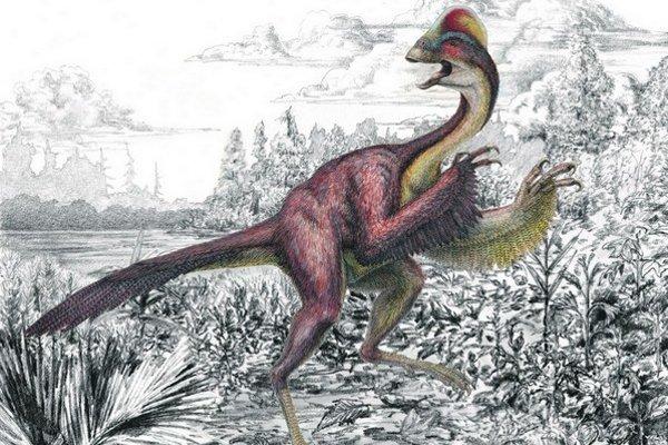 Tyranosurus mal tiež príbuzných. Niektorí už pripomínali vtáky.