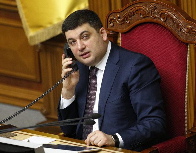 Bude novým premiérom Ukrajiny Volodymyr Hrojsman?