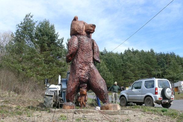 Medvede sú dva.