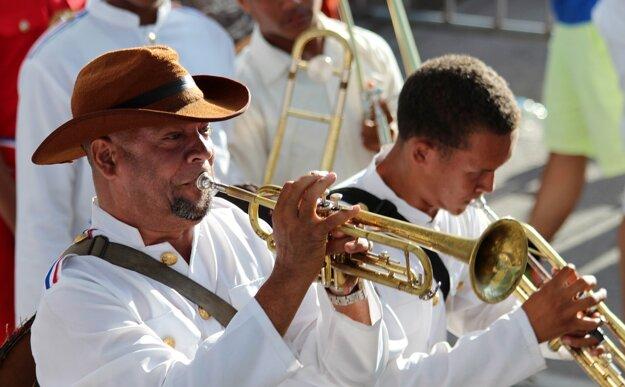 Karneval plný hudby v Dominikánskej republike