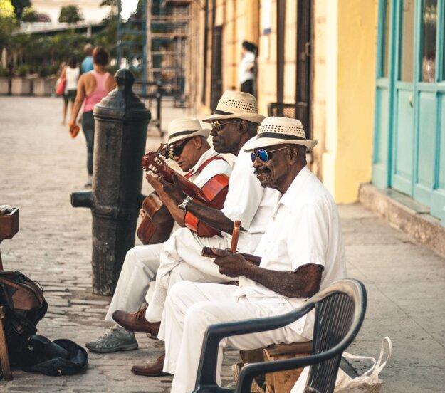 Hudba je s Kubou neodmysliteľne spojená