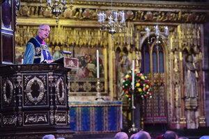 Arcibiskup chce zjednotiť národ rozhádaný brexitom.