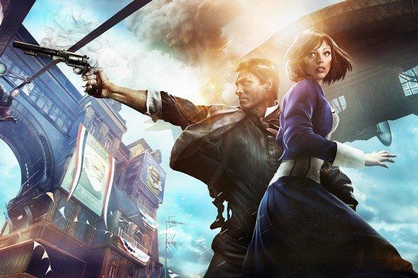 Aktuálny Bioshock ukázal, že aj takzvané strieľačky môžu mať silný príbeh a vizuálnu orginalitu.