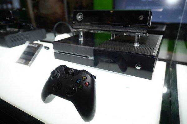 Nová herná konzola od Microsoftu.