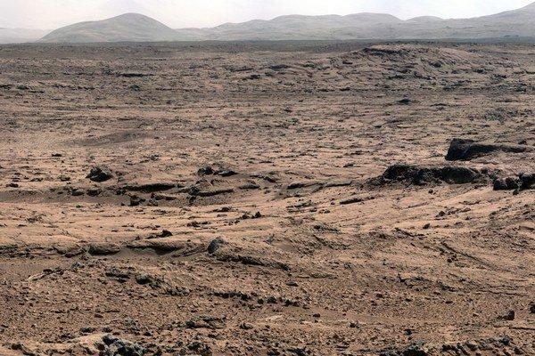 Curiosity je extrémne úspešná misia. Metán na Marse však nenašla.