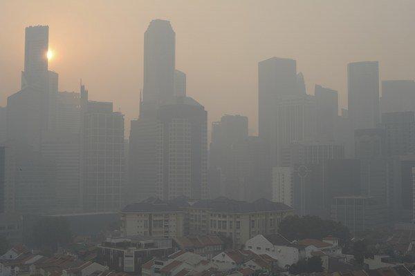 Znečistenie zabíja ľudí.