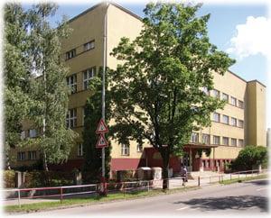 sídlo školy