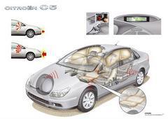 kolenný airbag