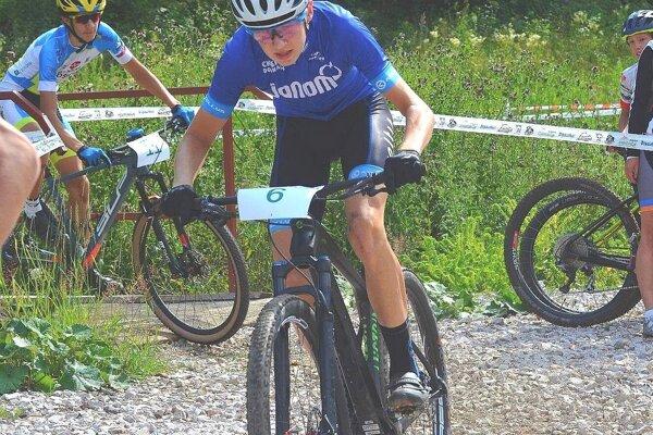 Martin Hrtánek.