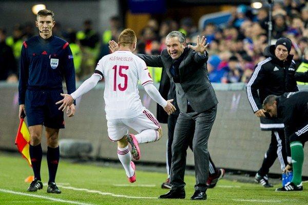 Storck doviedol Maďarov na vytúžené EURO.