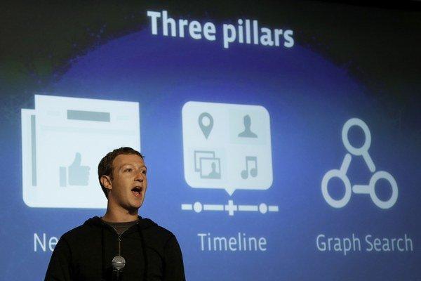 Sociálna sieť chce stáť na troch pilieroch: novinkách, ktoré sa vám zobrazujú po prihlásení, časovej osi, kam pridávate svoje príspevky, a vyhľadávači Graph Search.