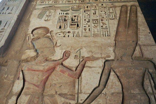 Egyptský faraón bol obeťou pokusu o prevrat.