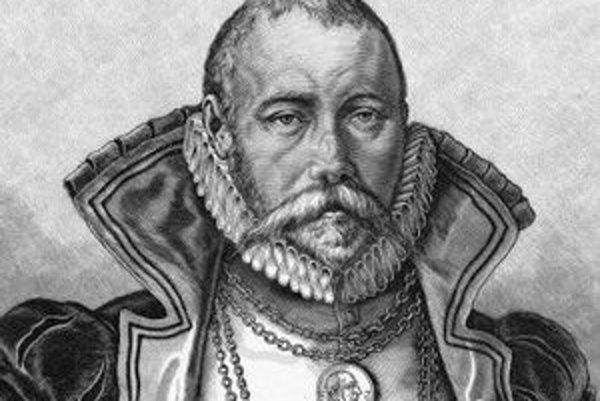 Tycho Brahe (1546 až 1601) bol jedným z najväčších astronómov v období pred vynájdení ďalekohľadu.