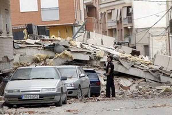 Minuloročným španielskym otrasom pomohla ľudská činnosť.