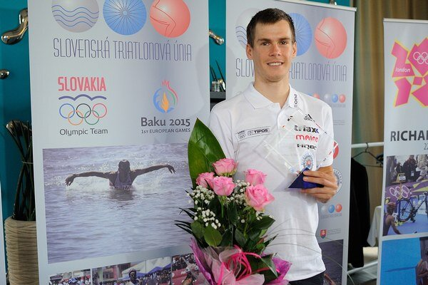Richard Varga sa stal v roku 2015 siedmy raz za sebou Triatlonistom roka na Slovensku.