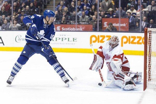 V minulej sezóne si Richard Pánik obliekal dres Toronta Maple Leafs. Pred začiatkom aktuálneho ročníka ho však klub poslal do AHL.