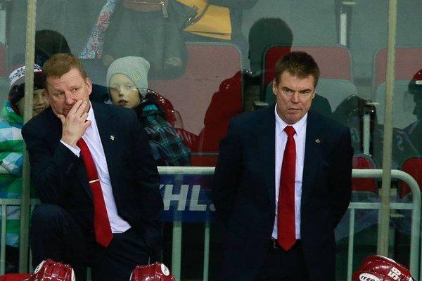 Fínsky trénersky tandem skončil svoje účinkovanie na lavičke  Dinama Riga.
