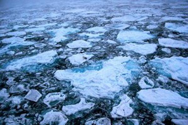Arktída bez ľadu môže prísť skôr.