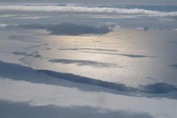 Ferringov ľadovec.