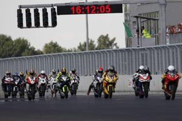 Na našom jedinom a zároveň jednom z najdlhších pretekárskych okruhov vôbec bude súťažiť európska špička.