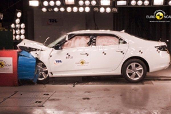Sedan 9-5 2.0 TiD Linear: Posledný reprezentant švédskej značky Saab v testoch inštitútu EuroNCAP ?