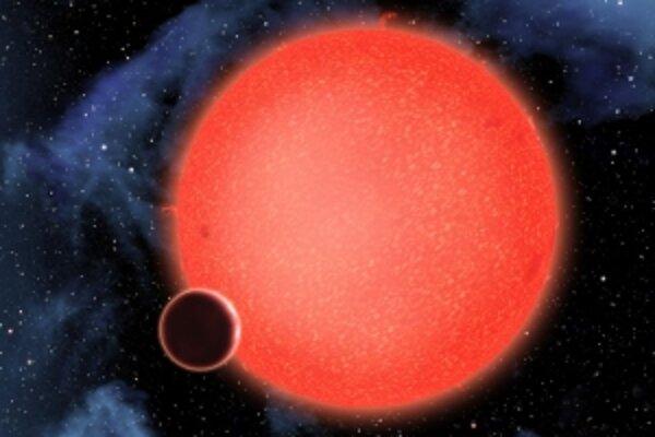 Skutočný  Vodný svet GJ 1214b.