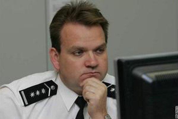 Leoš Tržil, riaditeľ dopravných policajtov v Česku