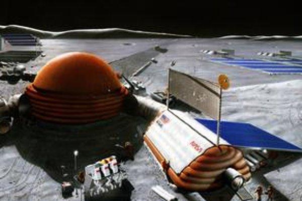 Prvý raz sa človek postavil na Mesiac počas misie Apollo 11, naposledy v 70. rokoch. Odvtedy sa sníva o mesačnej základni.