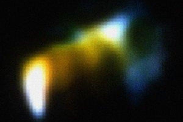 Sonda Phobos-Grunt na obežnej dráhe.