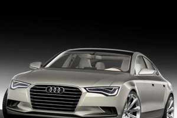 Do sériovej výroby sa v tejto podobe pravdepodobne nedostane. Audi však s produkciou štvordverového kupé ráta.