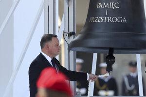 Poľský prezident Duda.