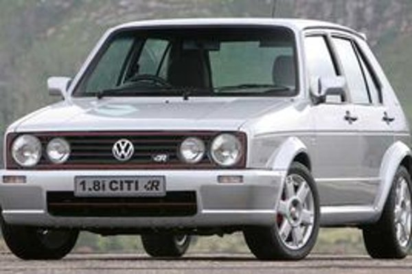 Prvý Golf bol prevratné auto a dodnes sa vyrába. Má modernejšie doplnky aj motory.