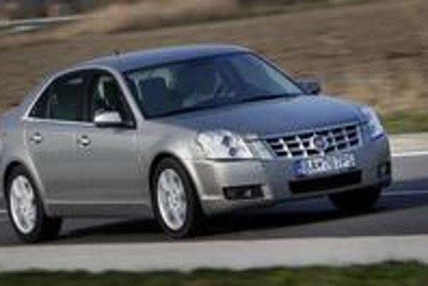 Výkon a imidž patria k strednej triede. Cadillac BLS 2,8 T V6 ich má nadostač.