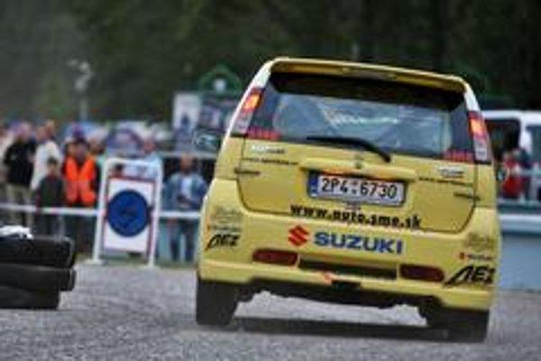 Suzuki Ignis Sport vydržal bez  problémov až do konca náročnej súťaže. Jeho dominantou sú brzdy a podvozok.