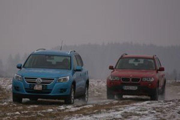 BMW má lepší podvozok, motor aj prevodovku. Tiguan víťazí vo variabilite interiéru a lepšom praktickom využití.