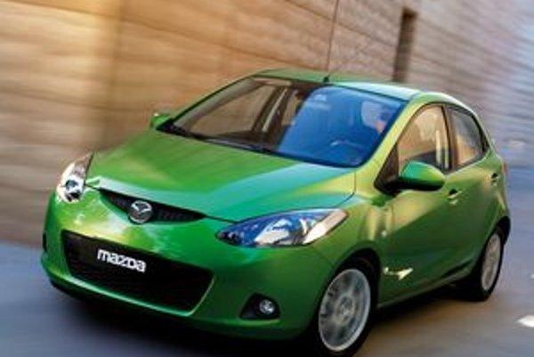 Mazda 2 je Autom roka na Slovensku