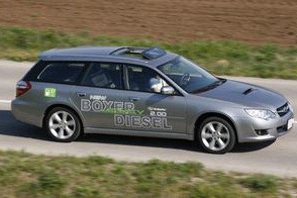 Revolučný diesel  novej  konštrukcie má výborné prevádzkové vlastnosti a vzhľadom na značku Subaru až neuveriteľnú spotrebu.