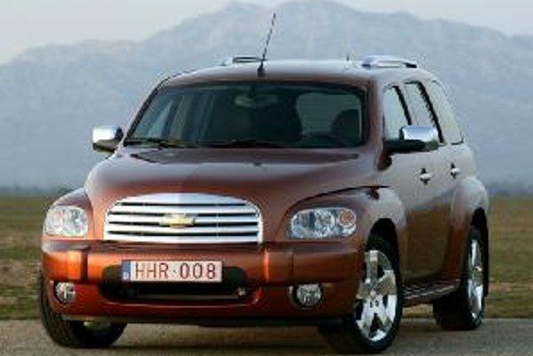 Dizajn HHR čerpá inšpiráciu z historicky revolučného modelu Chevrolet Suburban vyrábaného v roku 1949.