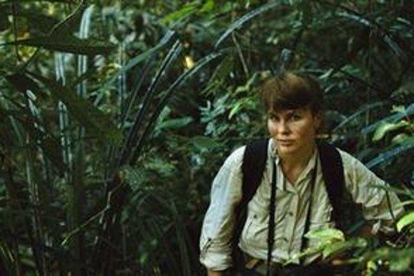 Cheryl Knottová.