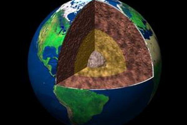 Život sa môže nachádzať aj hlboko pod povrchom Zeme.