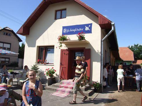 múzeum zriadili v obecnom dome.
