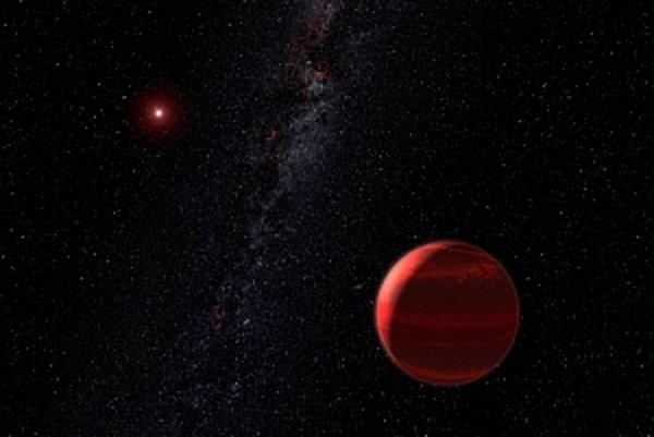 Hnedé trpaslíky sú telesá, ktoré sú primalé na hviezdu.