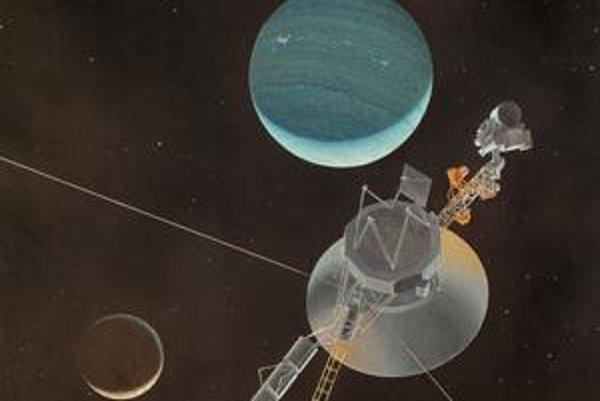 Neptún je najvzdialenejšia a azda aj najzáhadnejšia planéta našej slnečnej sústavy. Doteraz ho skúmala jediná sonda – americký Voyager 2.